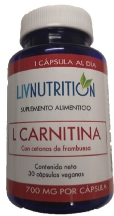 livnutrition-L carnitina